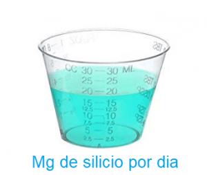 medir la toma de silicio