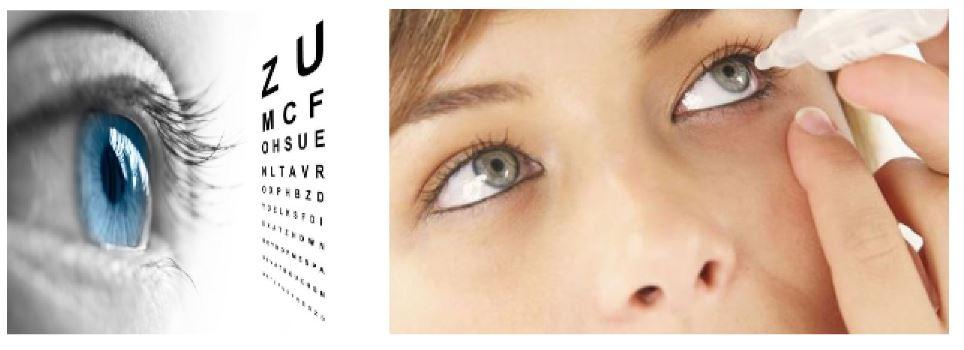 silicio y salud ocular